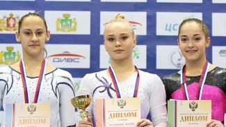 Воронежская гимнастка Ангелина Мельникова взяла ещё одно «золото» на Кубке России