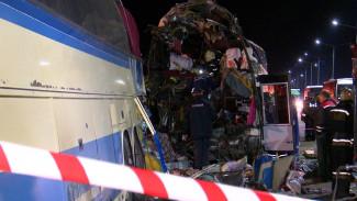 После страшного ДТП с автобусами под Воронежем в больницах остаются 8 человек