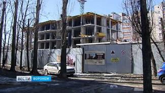В мэрии Воронежа прошли обыски по делу о мошенничестве с участком под строительство