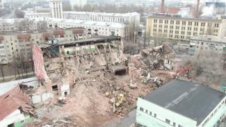 СК возбудил дело о халатности из-за сноса хлебозавода в Воронеже
