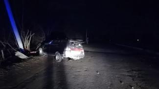 В Воронежской области возбудили уголовное дело после наезда машины на 5 пешеходов