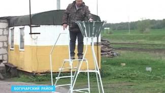 В Воронежской области планируют оборудовать метеопосты во всех хозяйствах