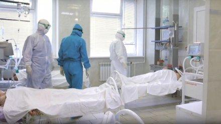 Более 250 медиков в Воронежской области заболели коронавирусом