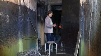 В Воронеже жильцов трёхэтажки после крупного пожара расселили в дома без света и газа