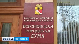 Депутаты не решились предложить второго кандидата в почётные граждане Воронежа
