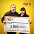 Стали известны имена новых миллионеров из Воронежа после новогоднего тиража лотереи