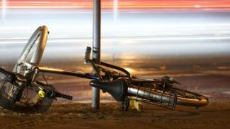 В Воронежской области водитель бросил умирать сбитого велосипедиста