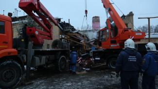 В Воронеже вернули тепло в дома, промёрзшие после обрушения 30-метровой трубы