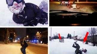 6 самых громких экстремальных «покатушек» воронежцев в минувшем году