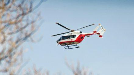 Двум воронежским райбольницам построят вертолётные площадки