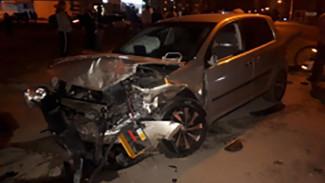 В массовом ДТП в Воронежской области 4 человека погибли и 2 пострадали