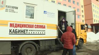 Более 400 жителей Воронежской области прошли внеплановый осмотр у онкологов
