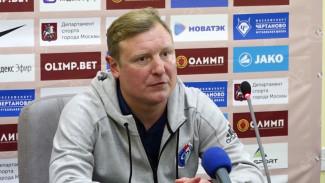 Тренер воронежского «Факела» оправдал разгромное поражение команды состоянием игроков