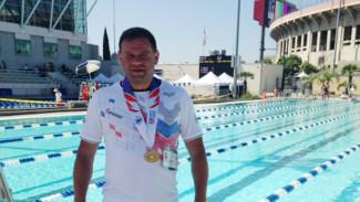 Полицейский из Воронежа взял ещё два «золота» на Всемирных играх в Лос-Анджелесе