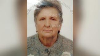 В Воронеже пропала легко одетая 86-летняя пенсионерка