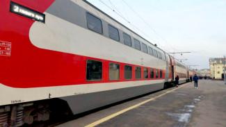 РЖД вернут второй отменённый из-за COVID-19 двухэтажный поезд «Москва – Воронеж»