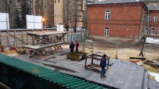В Воронеже участок рядом с Домом Михайлова отобрали у застройщика через суд