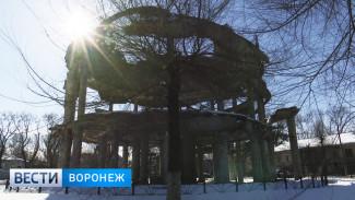 Консервация Ротонды в Воронеже начнётся до конца 2018 года