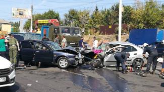 В Воронеже дошло до суда дело о массовом ДТП с 8 пострадавшими и погибшим