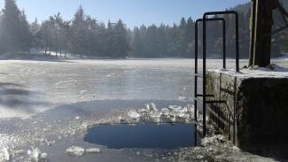 МЧС призвало воронежцев отказаться от крещенских купаний в 2021 году