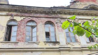 Воронежские краеведы забили тревогу из-за начавшейся реконструкции Дома Вигеля
