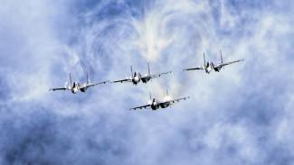 «Соколы России» устроят авиашоу в небе над Воронежем
