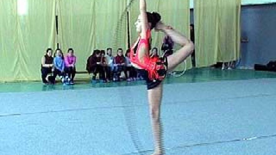 Беркова саша гимнастка