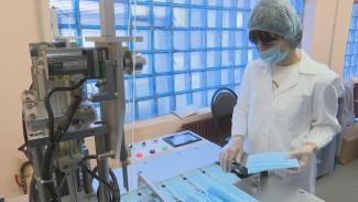 «Работаем круглосуточно». Воронежские производители объяснили повышение цен на маски