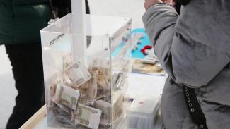 В Воронежской области парня осудили за сбор денег для больного ребёнка