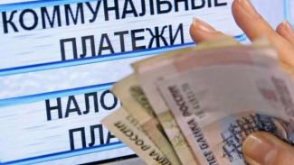 Воронежские УК задолжали поставщикам 1,2 млрд рублей