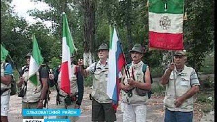 В Россошь приехали потомки итальянских оккупантов