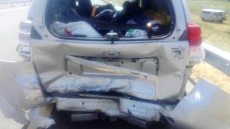 В аварии на М-4 «Дон» в Воронежской области разбились четверо москвичей