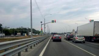 Под Воронежем у «Града» появятся новые камеры фиксации нарушений