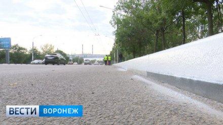 В Воронеже на Вогрэсовском мосту погиб мужчина