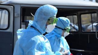 Угроза коронавируса в Воронеже