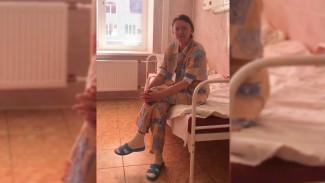 Женщина с подозрением на коронавирус сделала заявление из воронежской больницы
