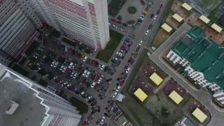 События недели: защита от сталкеров и война за парковку во дворах Воронежа