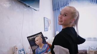 Вышел трейлер сериала о воронежской гимнастке Ангелине Мельниковой