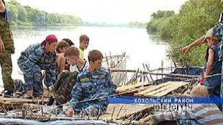 """В Хохольском районе появился лагерь """"экстремального"""" воспитания"""
