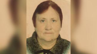 Под Воронежем пропала нуждающаяся в медицинской помощи бабушка