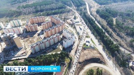 В Воронеже затянутся сроки ремонта развязки на 9 Января