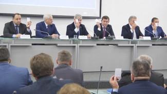 Депутаты Воронежской облдумы поговорили об экологии и парковках