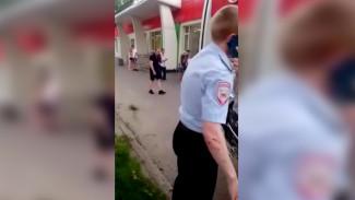 Смертельное ДТП на тротуаре в Воронеже устроил полицейский