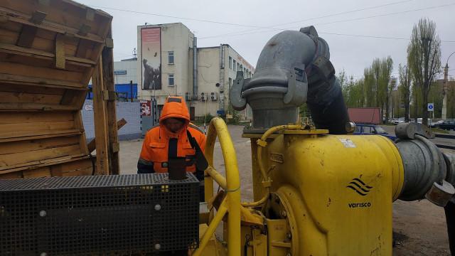 Изношенный коллектор на левом берегу Воронежа начнут ремонтировать в мае