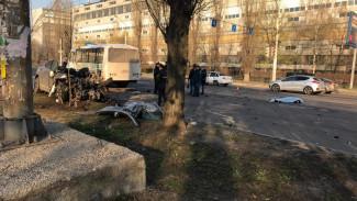 В резонансной аварии с 4 погибшими в Воронеже обвинили водителей-мертвецов