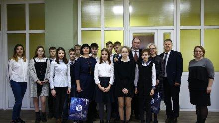 Нововоронежские школьники стали призёрами конкурса юных инженеров