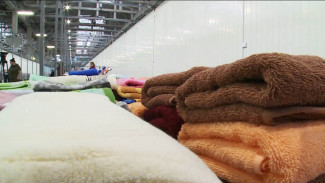 Сотни воронежцев посетили выставку ивановского текстиля в Воронеже