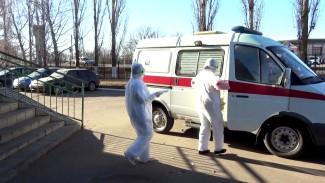 В Воронежской области пациента с ковидом наказали за побег из больницы