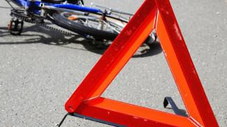 В воронежском райцентре 13-летний велосипедист попал под колёса машины