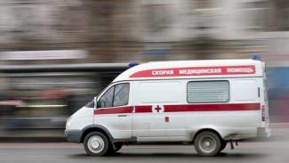 В Воронеже «Газель» на переходе сбила пешехода и врезалась в кроссовер